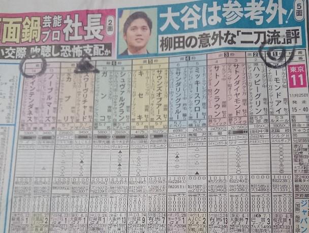 【第38回ジャパンカップ(GⅠ)】ここを勝ってアーモンドアイは日本版エネイブルに化ける